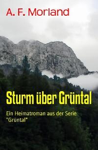 Cover Sturm über Grüntal
