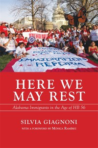 Cover Here We May Rest