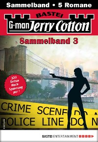 Cover Jerry Cotton Sammelband 3 - Krimi-Serie