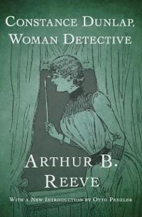 Cover Constance Dunlap, Woman Detective