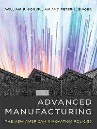 Cover Advanced Manufacturing