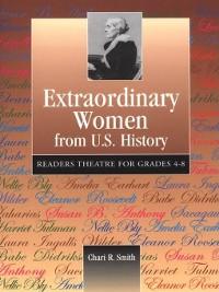 Cover Extraordinary Women from U.S. History