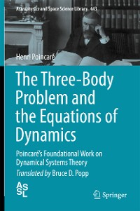 Cover The Three-Body Problem and the Equations of Dynamics
