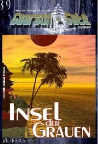Cover GAARSON-GATE 039: Insel der Grauen