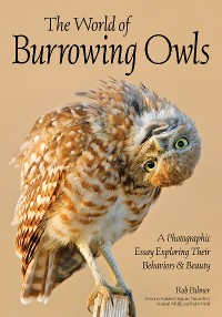 Cover The World of Burrowing Owls
