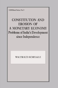 Cover Constitution and Erosion of a Monetary Economy