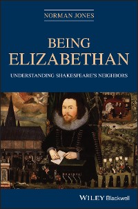 Cover Being Elizabethan