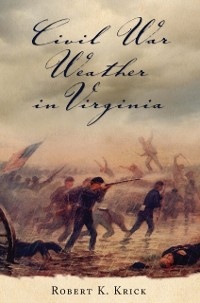 Cover Civil War Weather in Virginia