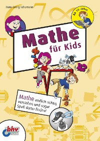 Cover Mathe für Kids