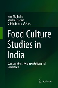 Cover Food Culture Studies in India