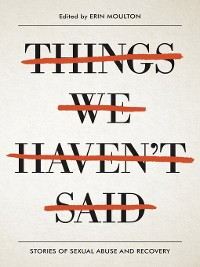Cover Things We Haven't Said