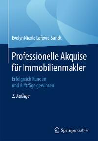 Cover Professionelle Akquise für Immobilienmakler