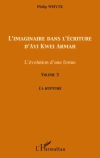 Cover Imaginaire dans l'ecriture d'Ayi Kwei L'