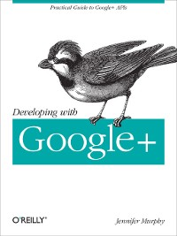 Cover Developing with Google+