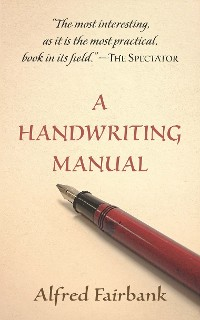 Cover A Handwriting Manual