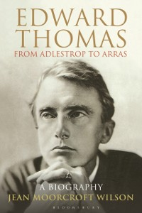 Cover Edward Thomas: from Adlestrop to Arras