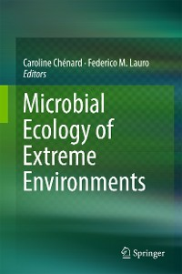 Cover Microbial Ecology of Extreme Environments