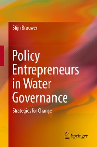 Cover Policy Entrepreneurs in Water Governance