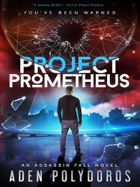 Cover Project Prometheus
