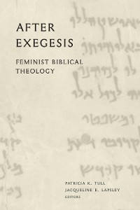 Cover After Exegesis