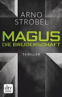 Cover Magus.  Die Bruderschaft