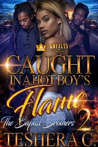 Cover Caught in a Hot Boy's Flame 2