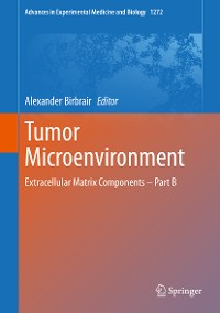 Cover Tumor Microenvironment
