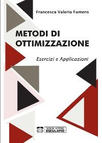 Cover Metodi di ottimizzazione