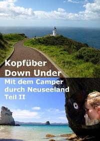 Cover Kopfüber Down Under - Teil 2
