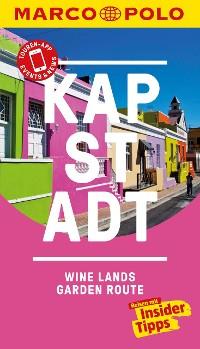 Cover MARCO POLO Reiseführer Kapstadt, Wine-Lands und Garden Route