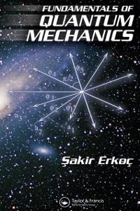 Cover Fundamentals of Quantum Mechanics