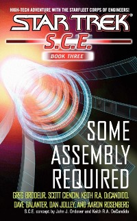 Cover SCE Omnibus Book 3: Some Assembly Required