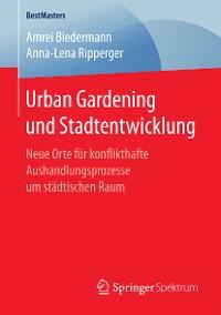 Cover Urban Gardening und Stadtentwicklung