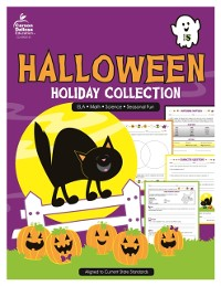 Cover Halloween Holiday Collection, Grade 5