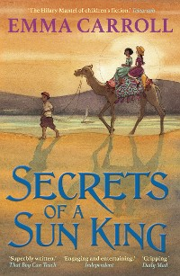 Cover Secrets of a Sun King