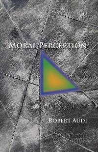 Cover Moral Perception