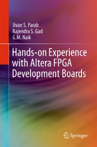 Cover Hands-on Experience with Altera FPGA Development Boards