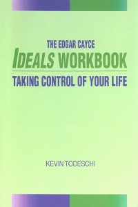 Cover The Edgar Cayce Ideals Workbook