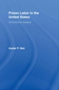 Cover Prison Labor in the United States