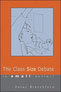 Cover EBOOK: THE CLASS SIZE DEBATE