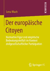 Cover Der europäische Citoyen