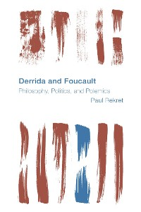 Cover Derrida and Foucault