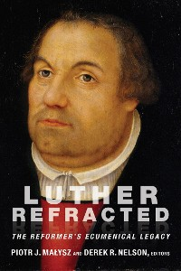 Cover Luther Refracted