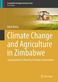 Cover Climate Change and Agriculture in Zimbabwe
