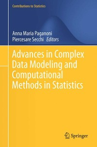 Cover Advances in Complex Data Modeling and Computational Methods in Statistics