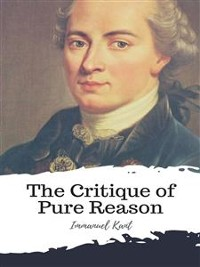 Cover The Critique of Pure Reason