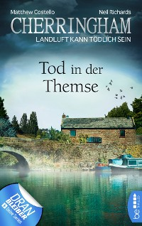 Cover Cherringham - Tod in der Themse