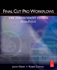 Cover Final Cut Pro Workflows