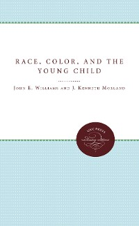 Cover Race, Color, and the Young Child