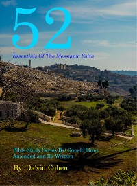 Cover 52 Essentials of the Messianic Faith